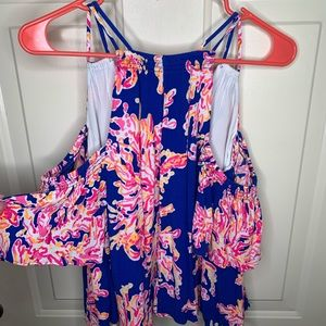 Lilly Pulitzer Blouse NWOT